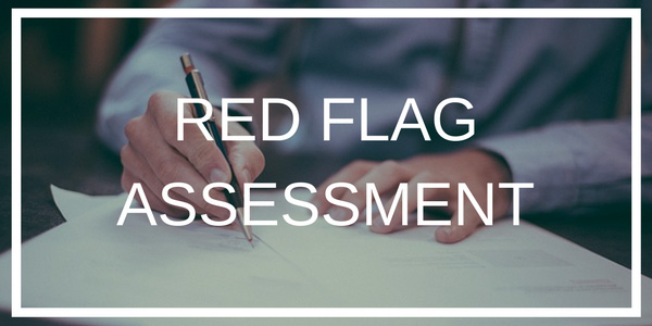 Red Flag Assessment