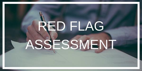 Red Flag Assessment