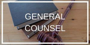 General Counsel - Do you need General Counsel for legal and business matters in Asia? Our lawyers are ready to not only get you out of the occasional crisis but they can also help improve the day-to-day running of your businesses.