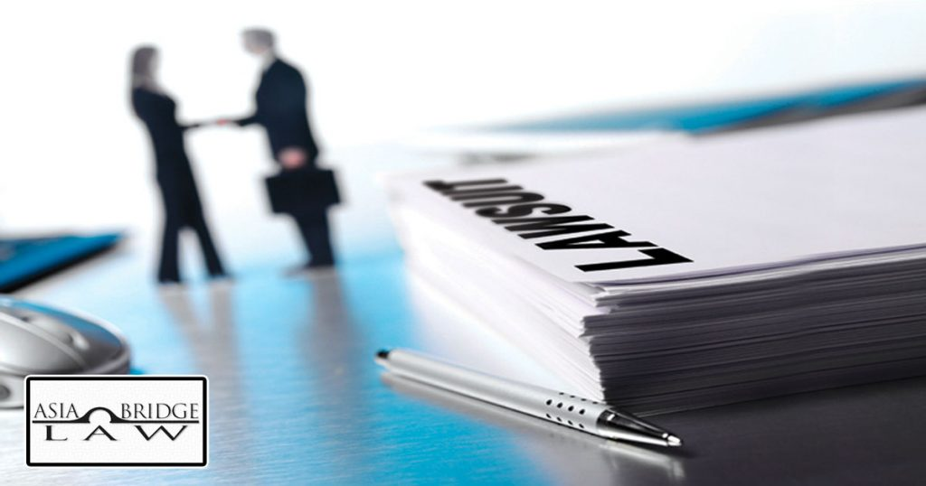Introduction to how to select a lawyer when doing business in China | Lawsuit Paperwork