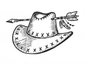 arrow-hat