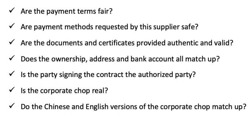 Red Flag Assessment (RFA): Risk, Scams & Fraud