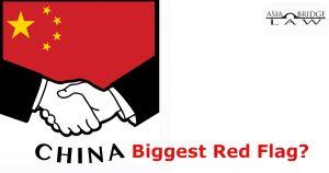 Biggest Red Flag